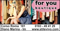 BOUTIQUE FOR YOU