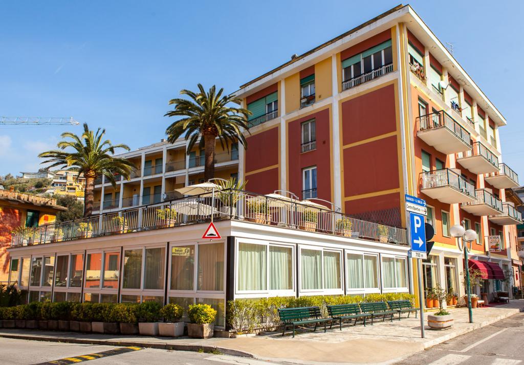 Hotel Cavi Di Lavagna Pensione Completa
