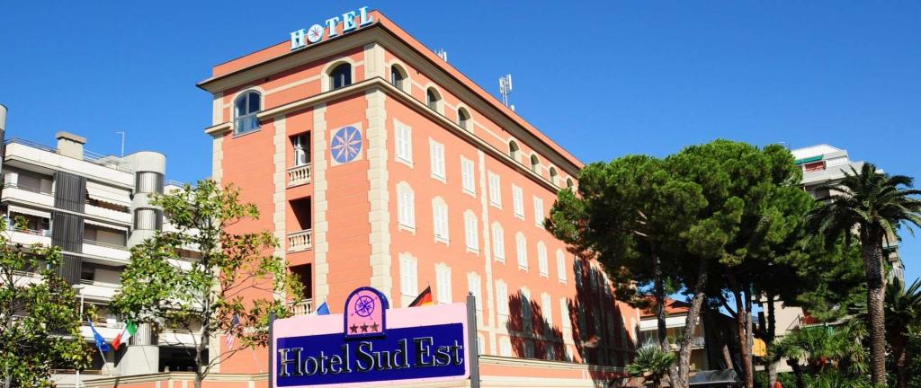 Hotel sud est lavagna genova for Appart hotel sud est